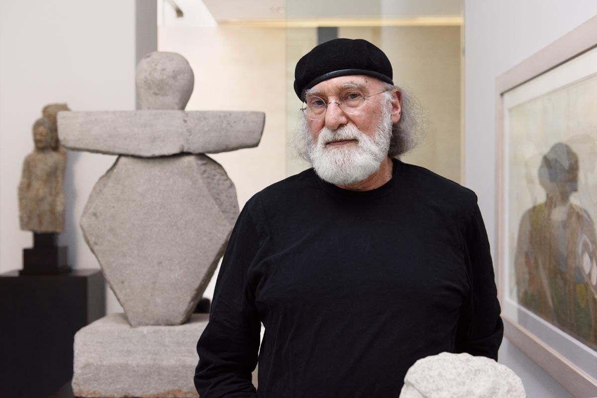Portrait of Bob Greenburg