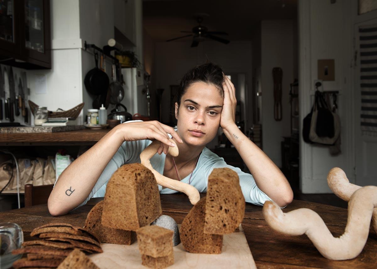 portrait of artist Lexie smith