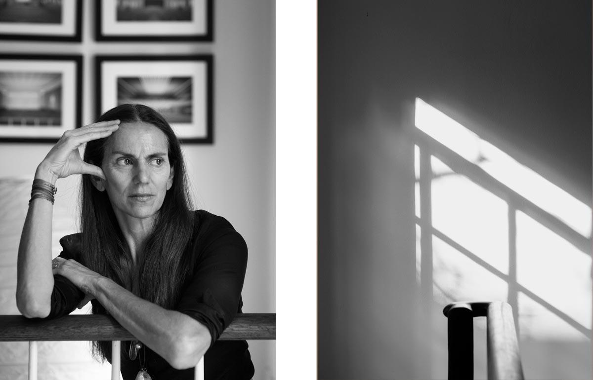 portrait of writer director Lisa Immordino Vreeland