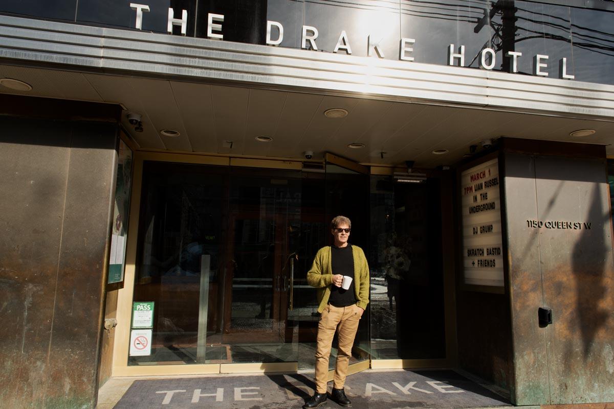 The Drake Hotel Toronto.