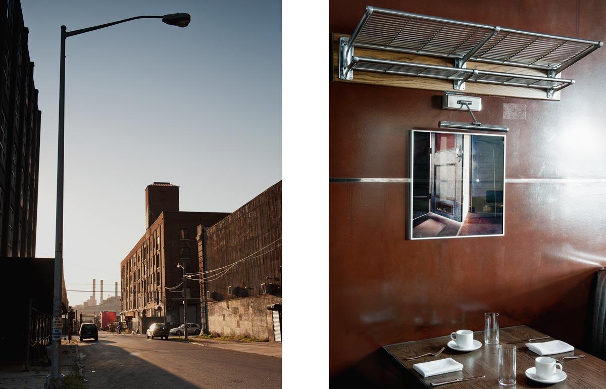 The grey restaurant, Savannah GA