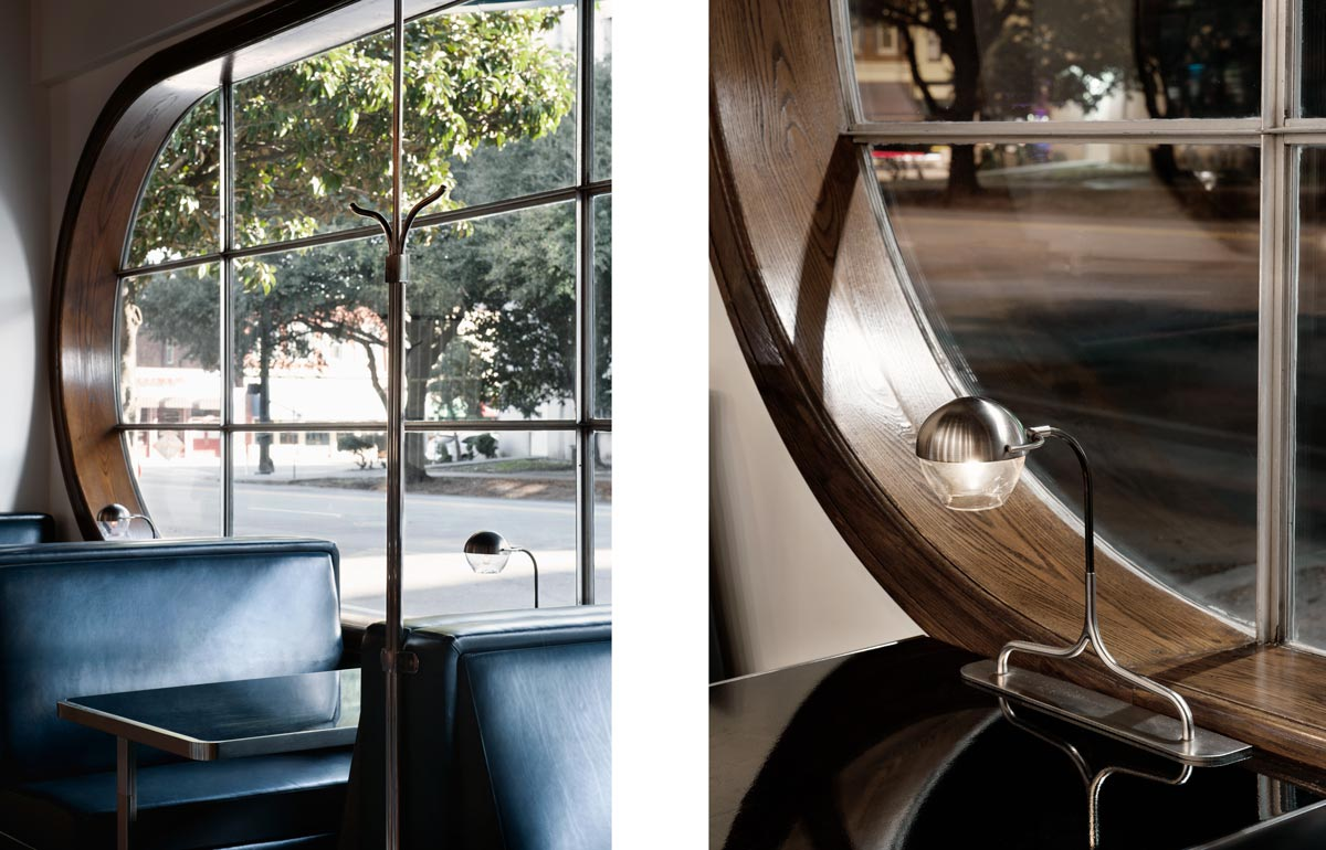 The Grey diner, Savannah, GA